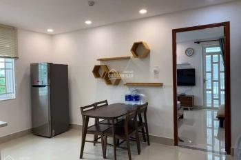 Cho thuê căn hộ Cadif 1PN có nội thất 9tr/tháng