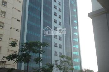 Cho thuê nhà mặt phố Trung Kính, Cầu Giấy, Hà Nội 160m2 / 7 tầng, thông sàn, có hầm. 0902.173.183