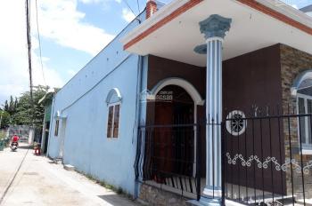 Hàng hót, nhà Đông Thạnh, Hóc Môn, nhà 2 mặt tiền (4,5x16m) SHR chính chủ. Đường 5m