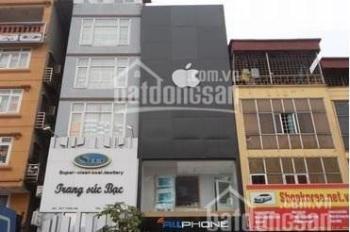 Cho thuê nhà mặt tiền Ngô Quyền, quận 10, DT: 4,5*18m, 1 trệt, 3 lầu, ST. LH 0936379771