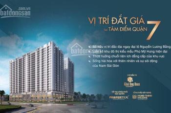 8 lý do để sở hữu căn hộ Q7 Boulevard, căn hộ giá rẻ liền kề Phú Mỹ Hưng. LH 0937569691