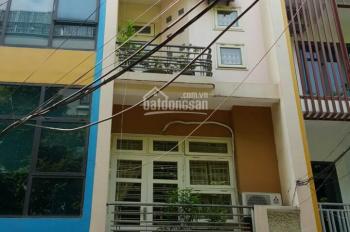 Chính chủ cho thuê nhà số 102 ngõ 80 Ngụy Như Kon Tum - HN, DT: 50m2 x 5T, ô tô đỗ cửa