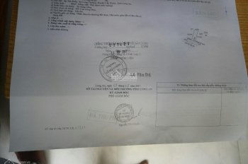 Nhà mới đẹp, 1 lầu, 4.7x17.5m, SHR, cách chợ Hưng Long Bình Chánh 1km, giá 1,5 tỷ