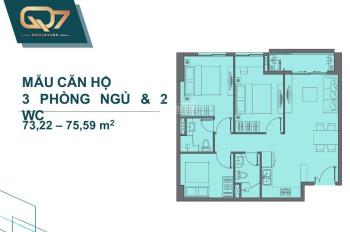 Bán 10 căn nội bộ Q7 Boulevard liền kề Phú Mỹ Hưng Q7