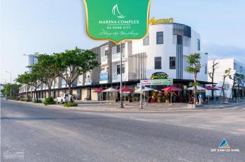 Gấp, cần bán căn shophouse Marina Complex mặt tiền sông Hàn, trung tâm Đà Nẵng