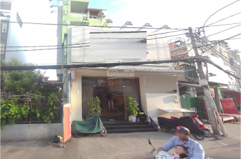 Nhà vị trí cực đẹp ngay MT Nguyễn Văn Nghi, Q. Gò Vấp, DT 7x21m, đối diện chợ Gò Vấp