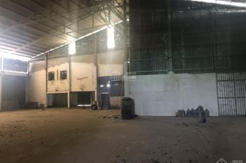 Công ty cho thuê lại kho xưởng mặt tiền đường Nguyễn Hữu Trí thuộc thị trấn Tân Túc, Bình Chánh