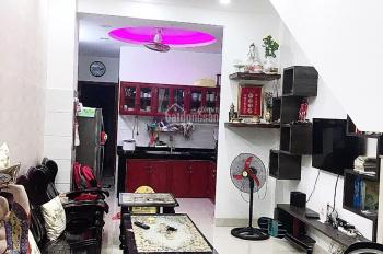 Nhà bán hẻm 3,5m Nguyễn Thần Hiến, 3,4m x 18,3m (nội thất cơ bản)