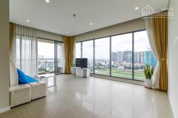 Cho thuê căn 3PN, 143m2, căn Dual Key tháp Bahamas căn hộ Đảo Kim Cương, full nội thất, view sông