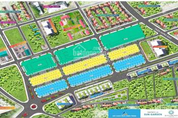 Nhanh tay sở hữu đất nền và nhà phố: Đại đô thị kiểu mẫu Kontum - Sun Garden