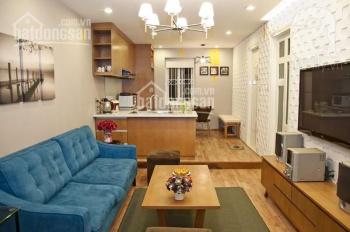 Cho thuê CHCC Central Garden Q1, DT: 76m2, 2 phòng ngủ, giá 13tr/th LH: 0943245711 Hoàng