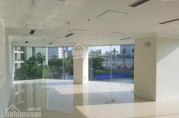 Cho thuê văn phòng phố Duy Tân, Trần Thái Tông, DT: 100m2, 150m2, giá 200 nghìn/m2, 0987241881
