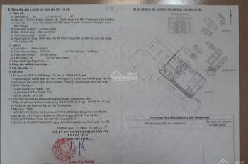 Bán 1354m vuông 2 mặt tiền số 229 Tây Thạnh, Tân Phú