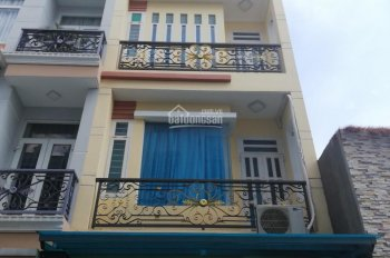 Bán căn nhà 2 lầu hẻm xe hơi cuối đường Lê Trọng Tấn, DTSD: 110m2
