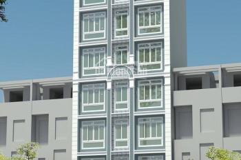 Nhà mặt phố số 143 Trần Nhân Tôn, Phường 2, Quận 10, DT 9x7m, hầm, trệt lửng, 6 lầu. Giá 85tr/th