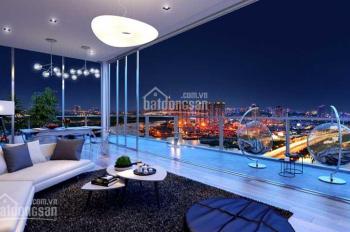 Định cư nước ngoài bán gấp căn 3PN, 99m2, căn hộ Masteri AP, nội thất cao cấp, view Bitexco, Quận 1