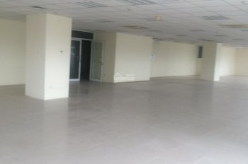 Cho thuê văn phòng Toyota Trường Chinh, Thanh Xuân, 150m2, 220m2, 330m2, 900m2, giá 220 nghìn/m2/th
