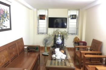 Bán nhà phố Định Công, Hoàng Mai, 40m2, 5 tầng, 4 phòng ngủ, cách phố 60m