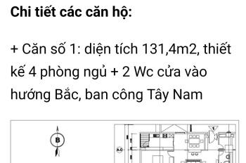 Chính chủ cần bán gấp chung cư Ngoại Giao Đoàn, giá 28 triệu/m2, chính chủ 0902209494