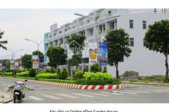 Chính chủ bán gấp 3 lô đất KDC Dương Hồng, Bình Chánh. Giá sổ đỏ chỉ 1,3tỷ/nền 80m2, LH 0931022221