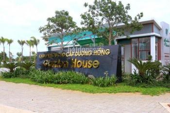 Chính chủ lô đất KDC Dương Hồng, Bình Chánh. Giá có sổ đỏ chỉ 1,3tỷ/nền 80m2, thổ cư LH 0931022221