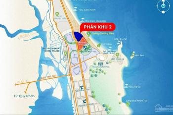 Đất nền ven biển Thành phố Quy Nhơn - Sổ đỏ từng lô, lợi nhuận không giới hạn lh 0905 709 216