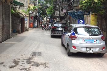 Bán nhà lô góc kinh doanh đỉnh, ô tô phố Hoàng Văn Thái, Thanh Xuân, 58m2, 4T, 5 tỷ. LH: 0376155168