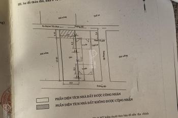 Bán lô đất 10*28m mặt tiền đường Lê Thị Chợ (hẻm 1333 Huỳnh Tấn Phát cũ), LH: 0909681538