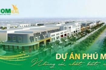 Mở bán dự án HUD - Phú Mỹ tại TTTP Quảng Ngãi, đã có sổ, cơ sở hạ tầng hoàn thiện