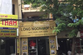 Bán nhà mặt phố số 24 Trần Nguyên Đán, ĐTM Định Công 84m2 x 3 tầng, tiện KD