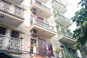Bán nhà mặt phố Yên Lạc, 60m2, xây 5 tầng, đường ô tô tránh nhau, kinh doanh sầm uất, giá 6.85 tỷ