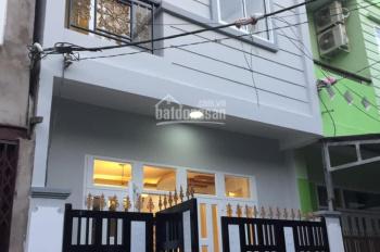 Nhà mới 1T 1L, sổ hồng, 4x18m, tặng nội thất, gần chợ, Bình Chánh