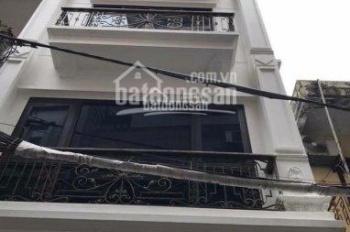 Bán nhà ngay đường Quang Trung (34m2*5T*4PN) ô tô vào nhà, đường vô nhà 3,5m. Chính chủ: 0962264586