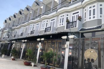 Nhà ngay Ngã Tư Ga, phường Thạnh Lộc, trệt 2 lầu, 4m x 14m