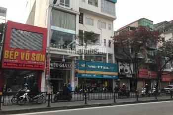 Bán nhà mặt phố Nguyễn Văn Cừ, 4 tầng, 60m2, vỉa hè rộng, kinh doanh, 15.5 tỷ
