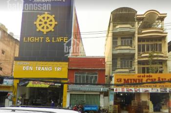 Cho thuê nhà MT Phạm Văn Chiêu, 8.5x30m 1TR3L. LH 0938.019.895