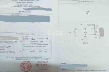 Bán nhà hẻm xe hơi đường Trường Chinh, P13, Tân Bình, 55m2, 6.05 tỷ