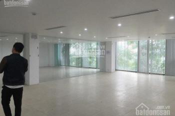 Cho thuê văn phòng Trần Thái Tông, Cầu Giấy, DT 130m2 150m2, giá 200 nghìn/m2/th. LH 06987.24.1881