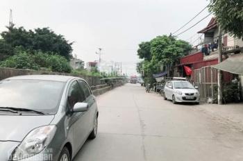 Bán 49.5m2 đất ở (sổ đỏ chính chủ). Gần Cầu Đuống, thị trấn Yên Viên