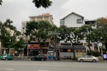 Cho thuê nhà phố góc 2 mặt tiền đường Bùi Bằng Đoàn Phú Mỹ Hưng, Quận 7. LH 0903847589