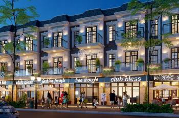 Nhận giữ chỗ shophouse Sài Gòn Intela, booking 100 triệu/căn, hotline: 0938750008