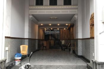 Bán gấp nhà mặt tiền nội bộ Kinh Dương Vương, P12, Q6 (4,4x20m) 6 tầng có thang máy