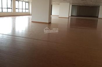 Cho thuê văn phòng đường Tố Hữu (300m2 x 230 nghìn/m2/th) sàn gỗ, trần, điều hòa đầy đủ/0989942772