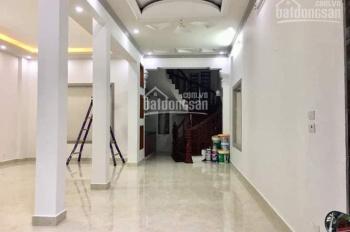 Bán nhà mặt phố Hoàng Quý, Lê Chân, Hải Phòng. DT: 60m2 * 4 tầng, giá 4,6 tỷ