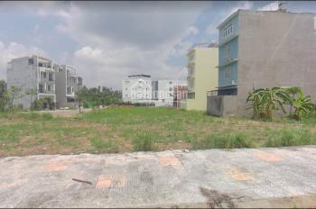 Bán gấp đất sổ đỏ KDC Bình Hưng, Bình Chánh 100m2 (5x20m) 2.5 tỷ. Xây dựng tự do, LH 0778153266