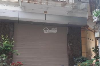 Cho thuê nhà ngõ 389 đường Hoàng Quốc Việt, DT 70m2 x 3,5 tầng, mặt tiền 5m, ngõ ô tô đi lại