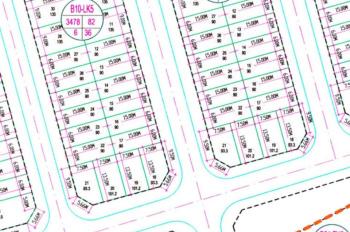 Cần bán nhanh LK B10 ô hướng TB trục chính thông Vinhomes Smart City 4x tr/m2. 0911541368