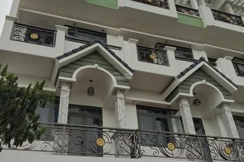 Bán nhà cao cấp sang trọng đường Lê Thị Riêng, phường Thới An, Quận 12, đúc 4 tấm