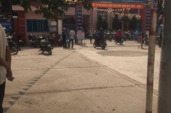 MT kinh doanh Quốc lộ 13 ngay chợ, trường tiểu học Tân Định, nằm mặt tiền quốc lộ Bình Dương
