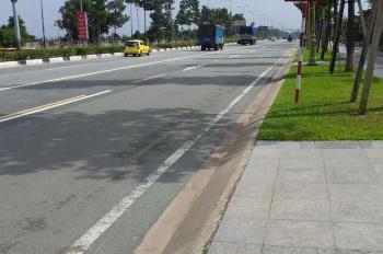 MT đường Phạm Ngọc Thạch nối dài Hùng Vương trước mặt TP mới, khu nhà liền Bicosin Phú Mỹ